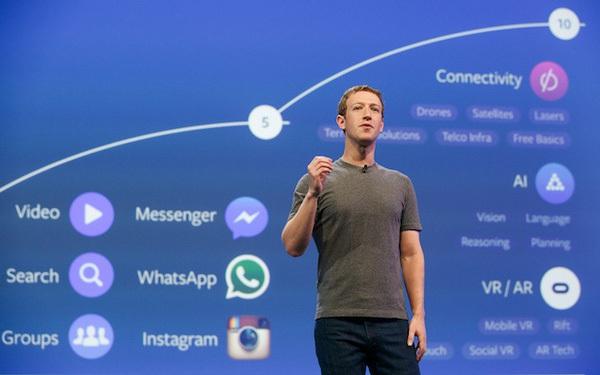 Mark Zuckerberg vừa ký giấy chứng tử cho smartphone
