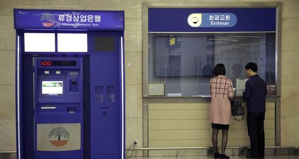 Chuyện buồn về những cây ATM ở Triều Tiên