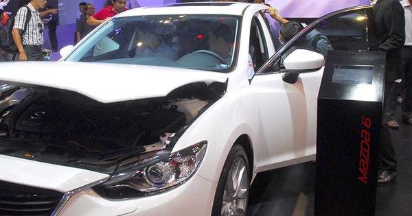 'Móc bóp' thêm trăm triệu khi mua ô tô