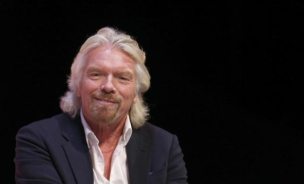 """5 câu """"thần chú hạnh phúc"""" của tỷ phú Richard Branson"""