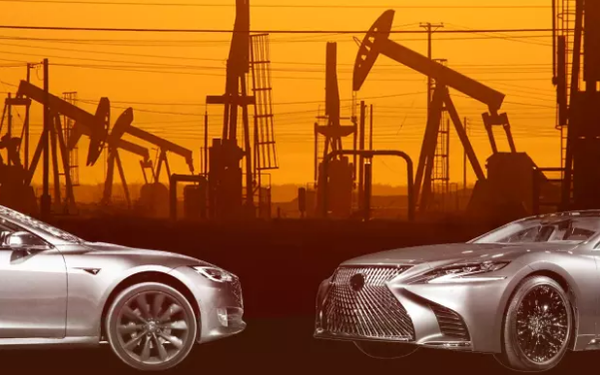 Khi nào xe điện sẽ chấm dứt thời kỳ hoàng kim của dầu mỏ? - ảnh 1