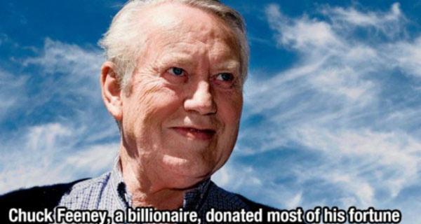 Tỷ phú từ thiện 8 tỷ USD: Sinh ra tay trắng, cuối đời trắng tay.