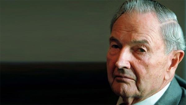 Chân dung ông trùm nhà băng, nhà từ thiện vĩ đại đằng sau người thừa kế gia tộc hàng đầu nước Mỹ