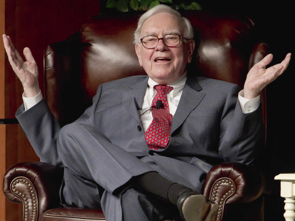 Warren Buffett vừa chi ra hơn 3 tỷ USD làm từ thiện