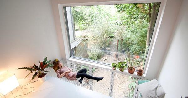 Những ý tưởng thiết kế thông minh giúp ngôi nhà trở nên độc đáo và khác lạ
