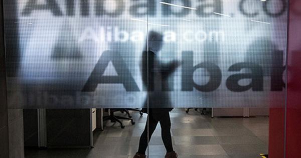 Alibaba giao dịch 550 tỷ USD hàng hoá một năm