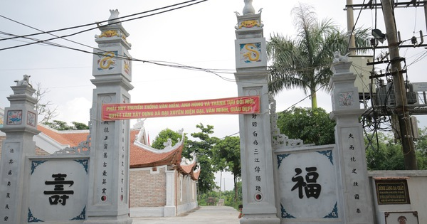 Ít ai biết ở ngay Hà Nội có một ngôi làng mà hàng trăm năm qua, người dân giao tiếp bằng tiếng lóng