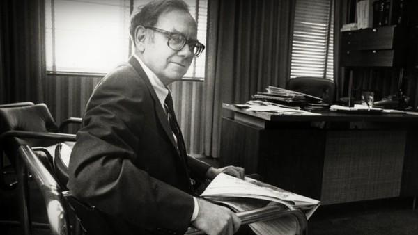 Warren Buffett và hành trình biến 6.000 USD thành 73,1 tỷ USD: 'Chỉ là tôi rất rất may mắn mà thôi'