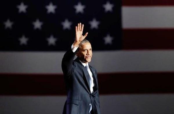 Bài phát biểu đầy xúc động của ông Obama