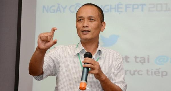 """Cựu CEO FPT Nguyễn Thành Nam: Mục tiêu làm xe tự lái Made in Vietnam trong 5 năm của FPT vẫn chưa đủ """"điên"""""""