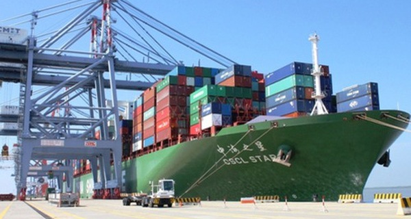 Khi phí vận chuyển container Hải Phòng - Hà Nội đắt gấp ba Hàn Quốc - Việt Nam