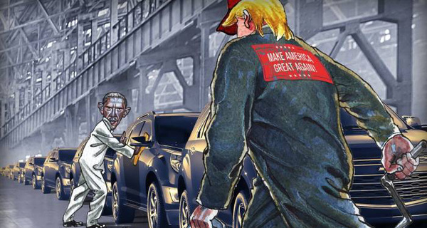 Barack Obama đã cứu nước Mỹ khỏi khủng hoảng kinh tế như thế nào?