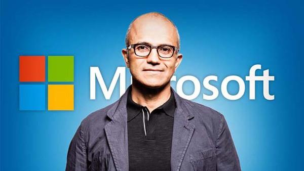 Satya Nadella, người vực dậy Microsoft từ vực thẳm