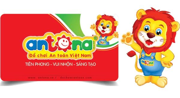 Antona – Đồ chơi an toàn Việt Nam ra mắt bộ nhận diện thương hiệu mới