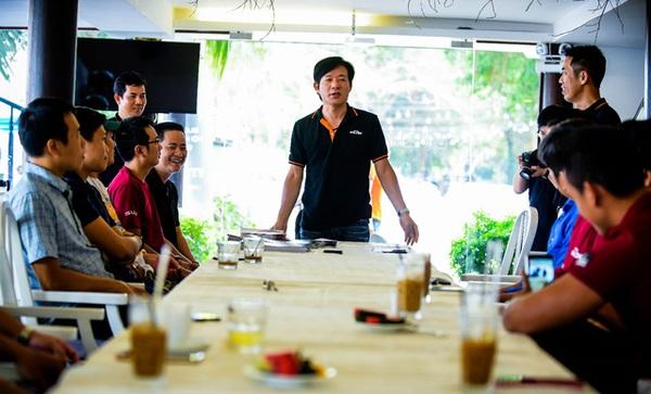 Isuzu tổ chức buổi offline cho hội đam mê xe mu-X