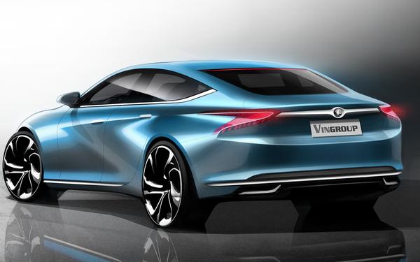 Cận cảnh 20 mẫu xe VINFAST được thiết kế riêng bởi 4 studio lừng danh thế giới: Lấy cảm hứng từ con người Việt, đẹp không thua Tesla, Audi, BMW...