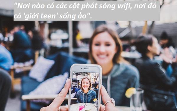 Có phải điện thoại smartphone đã và đang làm hỏng một thế hệ?
