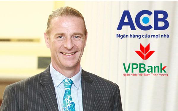 """Lựa chọn """"kém may mắn"""" của Dragon Capital: Quyết giữ ACB, thoái sạch vốn khỏi VPB rồi phải mua lại với giá đắt gấp 5-7 lần"""