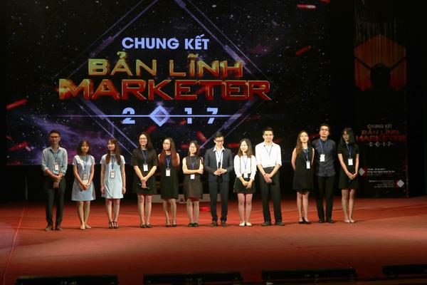 Chung kết Bản lĩnh Marketer: Màn tranh tài của các marketer tương lai đã chinh phục Ban giám khảo!