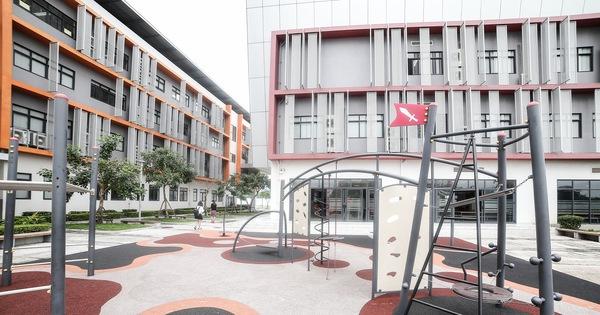 Có gì đặc biệt ở trường Quốc tế Singapore, ngôi trường sang xịn với học phí vài trăm triệu/năm?