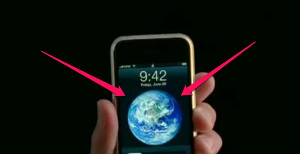 """""""Bí ẩn"""" đầy bất ngờ về hình nền mặc định đầu tiên trên iPhone"""