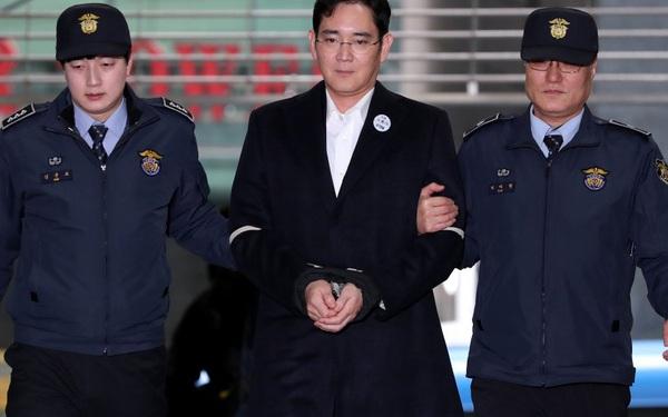 Thái tử Samsung lãnh án 5 năm tù giam