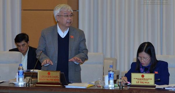 Thường vụ Quốc hội nhất trí bỏ điều 292 trong BLHS