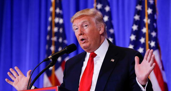 Ông Trump tụt dốc trên danh sách tỷ phú của Forbes