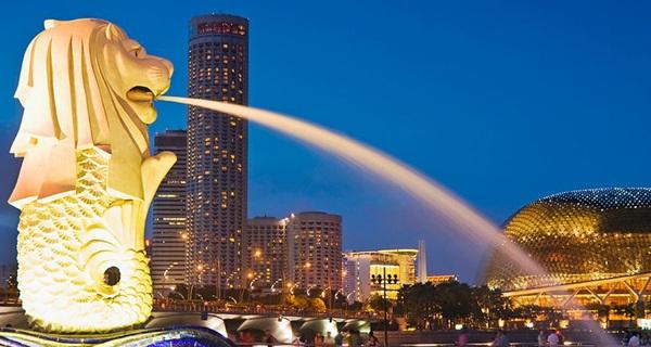 Để thúc đẩy cách mạng công nghiệp, Singapore quyết định nâng giá... nước