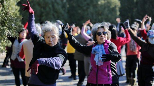 Trung Quốc: Khi người già quay lại trường học