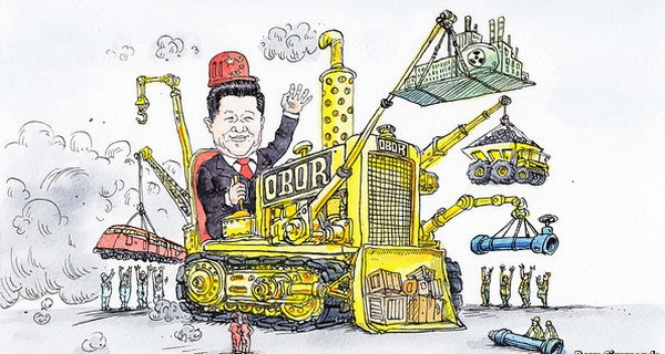"""Trung Quốc và thế khó trong đầu tư """"Một vành đai, Một con đường"""""""