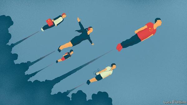 Trung Quốc và sự trỗi dậy của các doanh nghiệp thế hệ mới