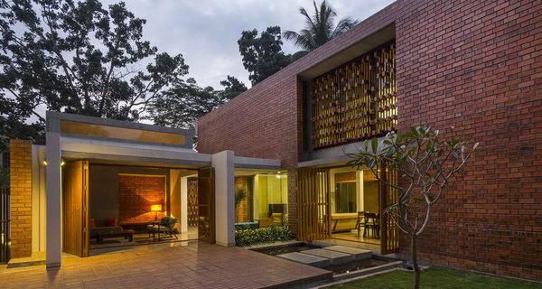 Sống ở thành phố mà mùa đông cũng nóng tới 35 độ, đây là cách xây nhà để người ta sống mát mẻ qua cả mùa hè