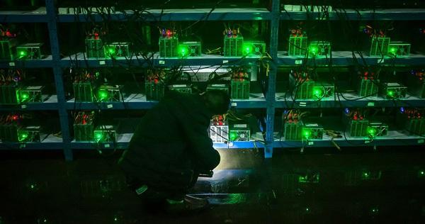 Cận cảnh mỏ khai thác tiền ảo khổng lồ tại một vùng hẻo lánh ở Trung Quốc: có ký túc xá cho nhân viên, dê chạy ngay bên cạnh