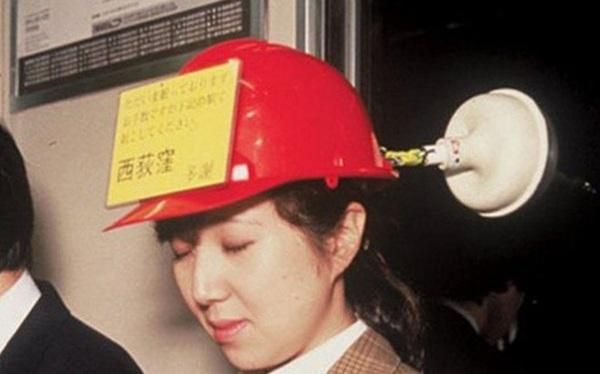 """Những phát minh kì lạ """"có một không hai"""" của Nhật Bản"""