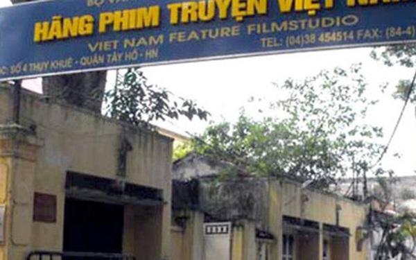 Khi thương hiệu Hãng phim truyện Việt Nam bằng 0