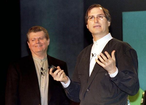 Hành trình hồi sinh Apple của Steve Jobs