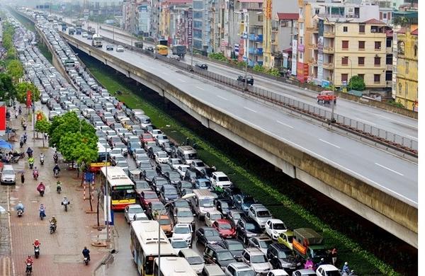Năm 2016, người Việt mua ôtô nhiều kỷ lục trong 20 năm qua