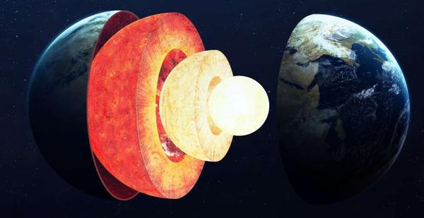 Các nhà khoa học đã tìm ra được thành phần cuối cùng tạo nên lõi Trái đất