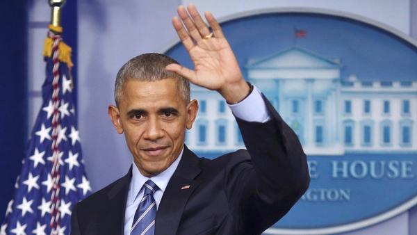 """Kêu gọi người Mỹ đoàn kết, ông Obama vẫn """"chỉ trích ngầm"""" ông Trump trong bài diễn văn chia tay"""