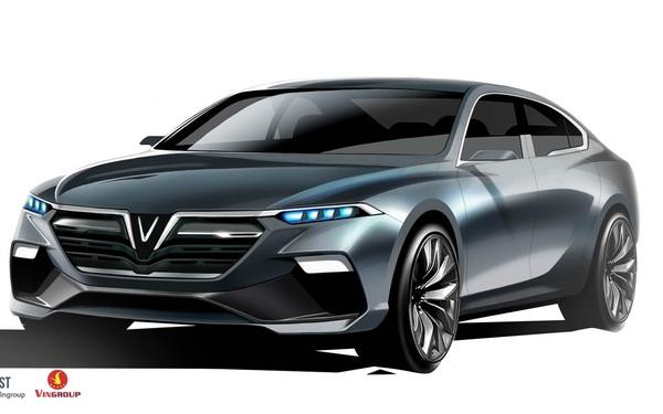 VINFAST công bố bộ sưu tập mẫu xe Sedan và SUV, được thiết kế riêng bởi 4 studio lừng danh thế giới