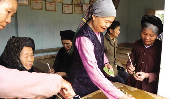 Về làng trầu cau ở Hà Nội