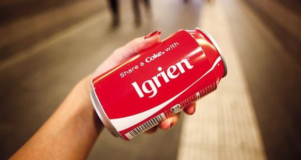 """Tuyệt chiêu marketing: Thương hiệu """"gọi tên"""" người tiêu dùng"""