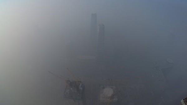 Trung Quốc thành lập cảnh sát môi trường để xử lý khói bụi