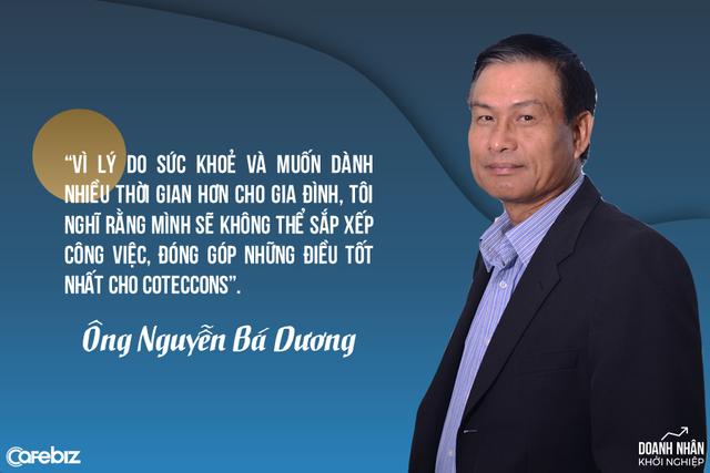 Doanh nhân Nguyễn Bá Dương: Nhiều năm thống trị ngành xây dựng Việt Nam và biến cố bất ngờ ở tuổi 60 với cuộc chiến 'vương quyền' - Ảnh 7.