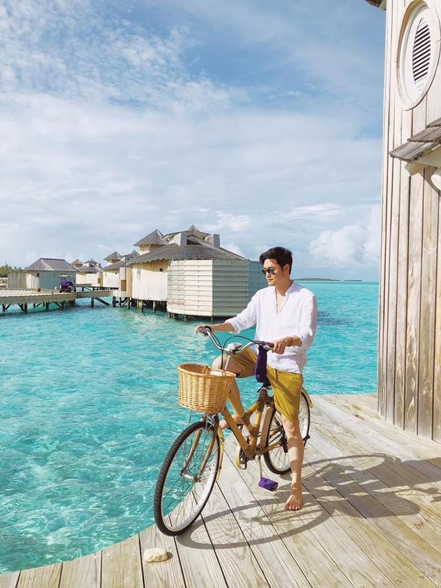 Ca sĩ Quang Vinh nói về sự nghiệp travel blogger: Chuyến đi đắt nhất trị giá gần 1 tỷ đồng, đã tới 35 quốc gia và không bao giờ bóc phốt - Ảnh 3.