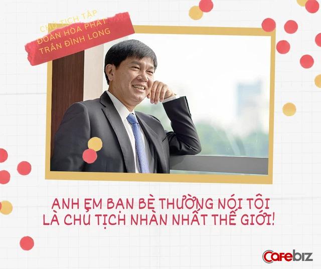 (Mai) Vì sao là tỷ phú đô la, sở hữu khối tài sản nghìn tỷ nhưng ông Trần Đình Long vẫn được xem là chủ tịch nhàn nhất thế giới? - Ảnh 1.