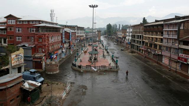 """Không khí vắng lặng tại Kashmir, khu vực có văn hóa khởi nghiệp """"tấp nập"""" một thời."""