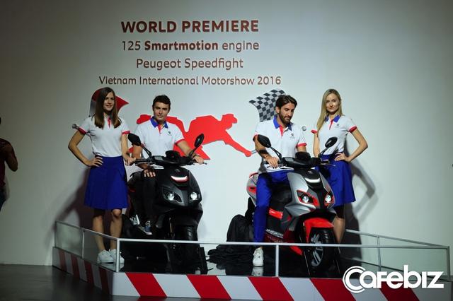 Speedfight lần đầu tiên được hé lộ tại Việt Nam.
