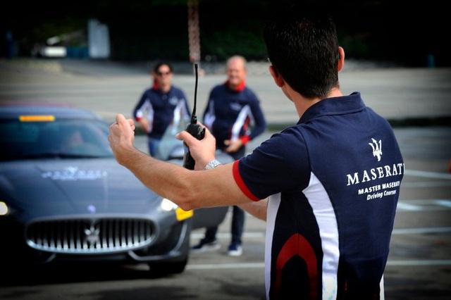 20 khách hàng đầu tiên của Maserati sẽ tham gia chuyến trải nghiệm đặc biệt này.